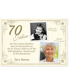 230 x 230 jpeg 21kB, Geburtstagseinladungen Zum 70 Geburtstag   New ...