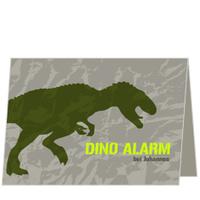 Kindergeburtstag - Dino Alarm