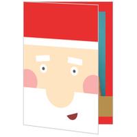 Weihnachtsmann Selfie
