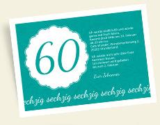 spr che zur einladung zum 60 geburtstag clacypiegloria blog. Black Bedroom Furniture Sets. Home Design Ideas